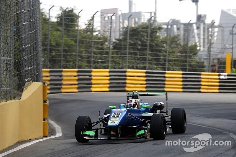 Macao: Da Costa primero en una sesión accidentada. Juncadella, quinto