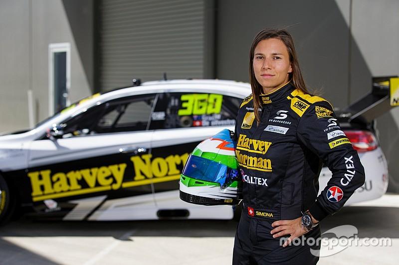 Simona de Silvestro s'associe avec Nissan sur plusieurs années