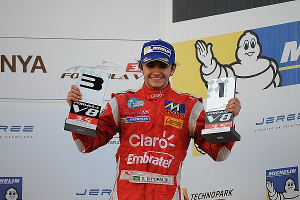 Fórmula V8 3.5 Últimas notícias Pietro mira título e volta por cima na Fórmula V8 3.5