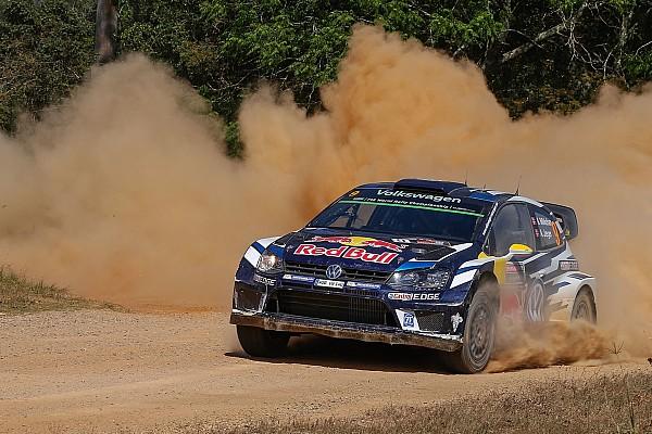 Avustralya WRC: Mikkelsen Cuma günün lideri