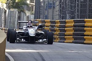 F3 Qualifyingbericht Formel 3 in Macau: Überraschungsmann holt Pole-Position
