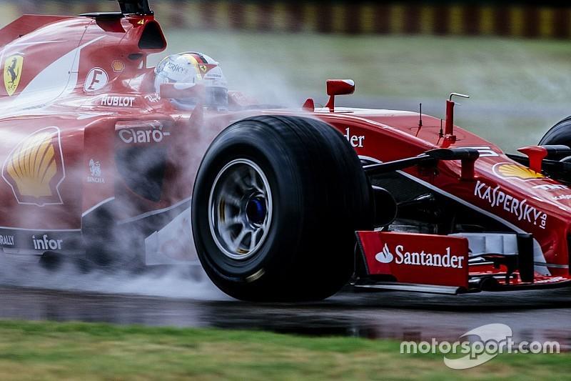 """Para Horner, """"ainda há o que melhorar"""" em pneus de chuva"""