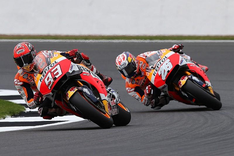 Marquez en Pedrosa slaan privétest Jerez over