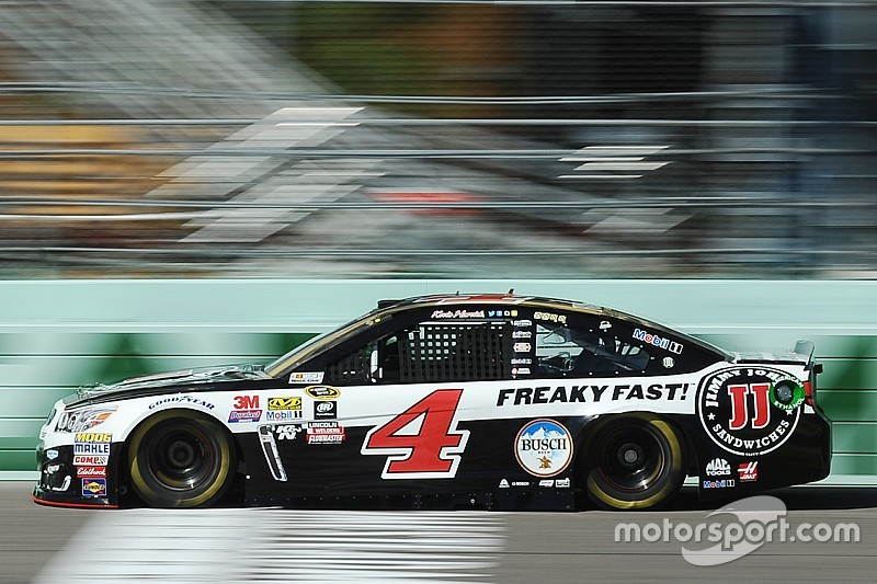 Qualifying zum NASCAR-Finale: Harvick auf Pole, Zitterpartie für Johnson