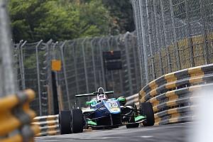 Ф3 Отчет о гонке Да Кошта выиграл квалификационную гонку в Макао