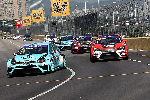 TCR in Macau: Jean Karl Vernay auf Pole-Position vor Stefano Comini