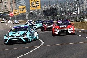 TCR Qualifyingbericht TCR in Macau: Jean Karl Vernay auf Pole-Position vor Stefano Comini