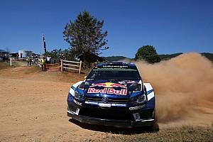 WRC Résumé de course Comme Audi, Volkswagen s'en va sur un doublé
