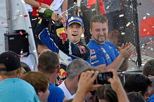 Sírós utolsó szerviz a Volkswagennél a WRC-ben: Ogier dolgozik a jövőn
