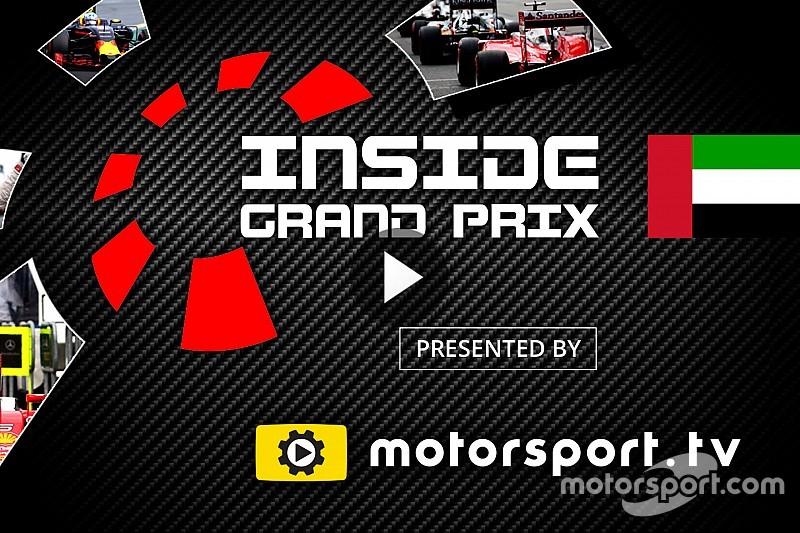 Журнал Inside Grand Prix: Яс-Марина
