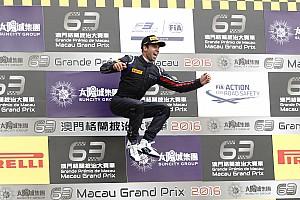 F3 News Antonio Felix da Costa: Keine Formel 1 trotz 2. Macau-Triumph