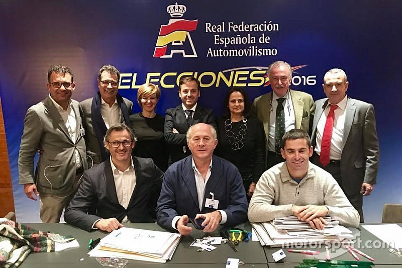 Manuel Aviñó presidirá la RFEDA tras 32 años de mandato de Gracia