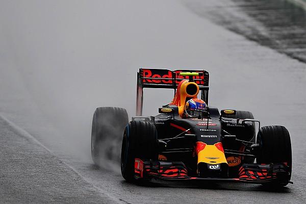 Verstappen dice que su experiencia en quads lo ayudó en Brasil