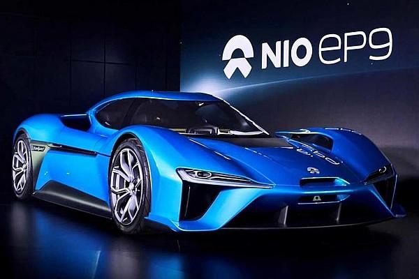 【フォーミュラE】ネクストEVが電気自動車でニュル最速を記録。GT-Rのタイムを上回る