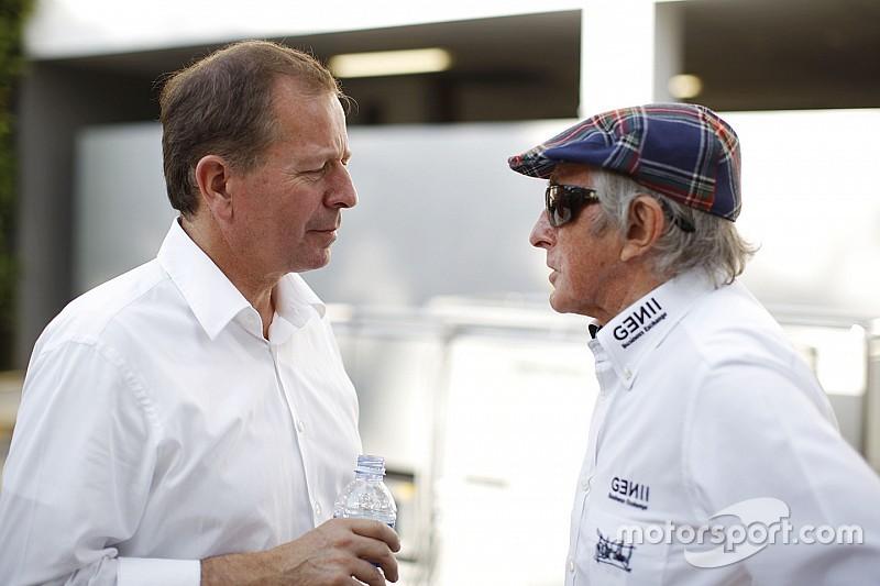 【F1】ジャッキー・スチュワート、メカニック支援団体の会長を勇退