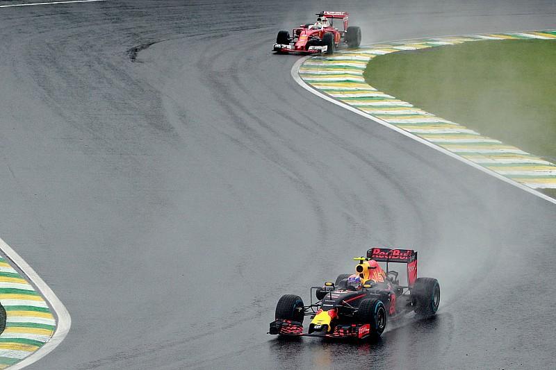 Verstappen diz que Vettel o enviou mensagem após GP