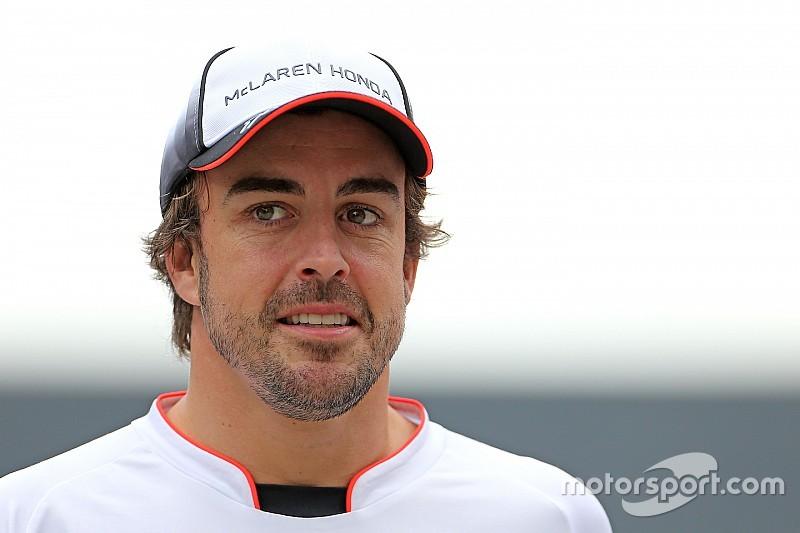 """Alonso: """"Eerst derde F1-titel, daarna komt Le Mans pas in beeld"""""""