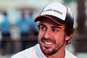 WEC Breaking news Bantah rumor pindah ke WEC, Alonso ingin fokus 100 persen di F1