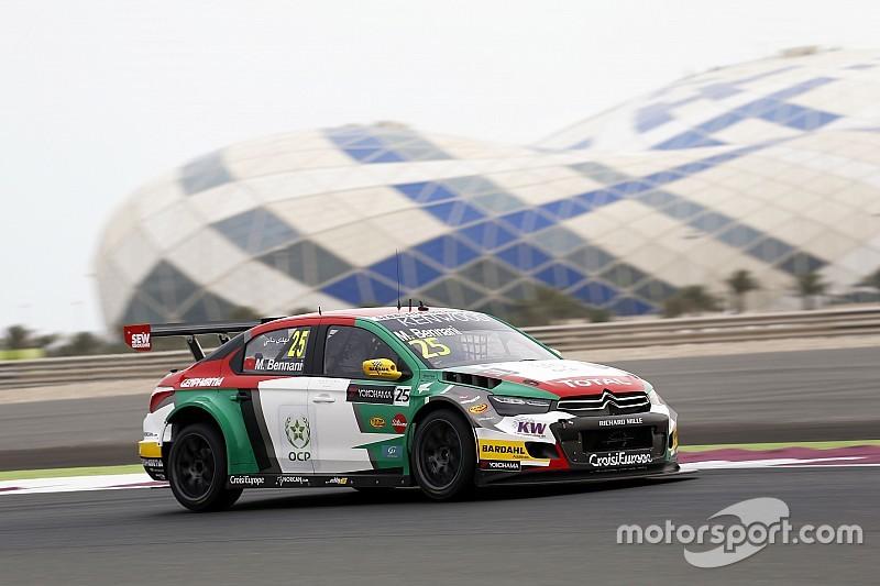 Citroën gana su última MAC 3 en el WTCC