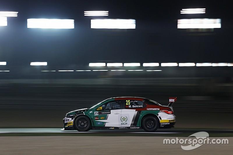 WTCC Qatar: Bennani schenkt Citroën zege in laatste race