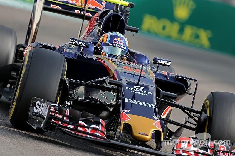 Toro Rosso изменила настройки подвески своих машин