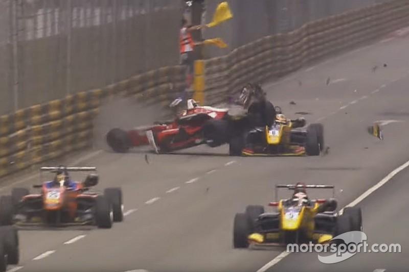 Halo - Un accident à Macao utilisé pour convaincre les pilotes