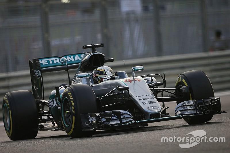 Qualifs - Hamilton sans trembler avant la grande finale