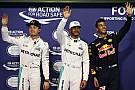 Formel 1 Abu Dhabi: Vorteil Lewis Hamilton im Titelduell