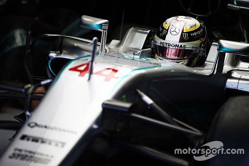 """Hamilton: """"Kan hoe dan ook tevreden terugkijken op dit seizoen"""""""
