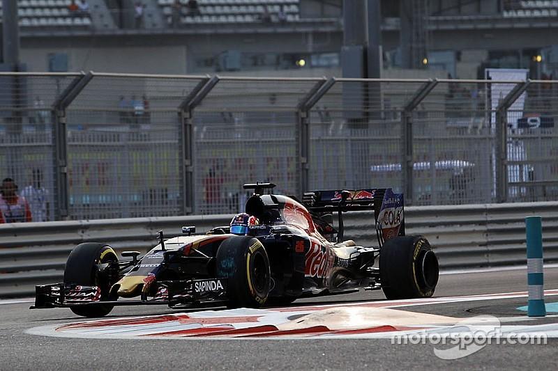 В Toro Rosso так и не нашли причину проколов