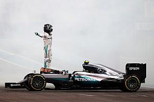 F1 Reporte de la carrera Rosberg aguanta la presión y es campeón de Fórmula 1