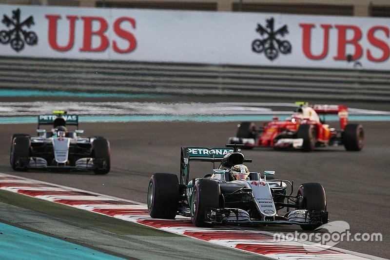 """""""Trucos sucios"""", dice Vettel sobre lo que hizo Hamilton"""