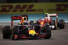 Red Bull pensó que Ricciardo no podía ir a una parada