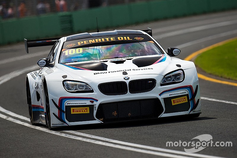 DTM-Champion Marco Wittmann mit 1. Test im BMW M6 in Bathurst