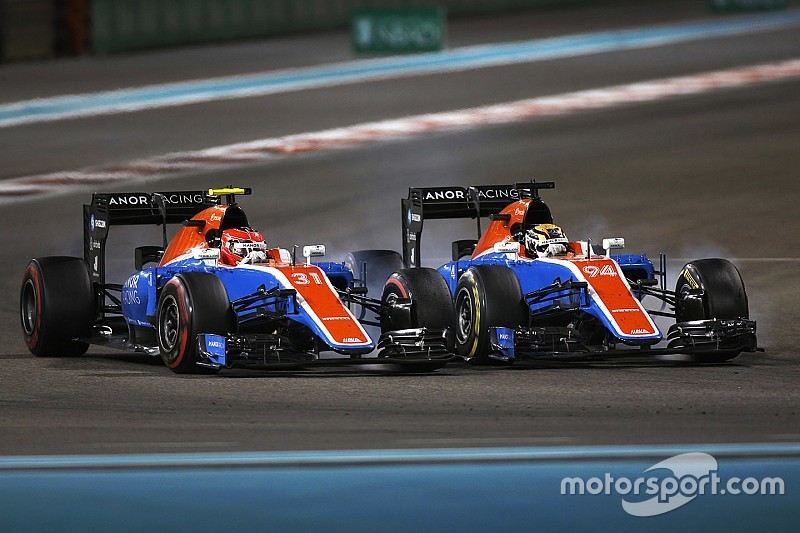 Ocon e Wehrlein discordam após toque em Abu Dhabi