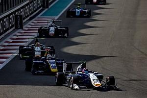 GP3 Noticias La GP3 revela la alineación para los test de Abu Dhabi