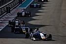 La GP3 revela la alineación para los test de Abu Dhabi
