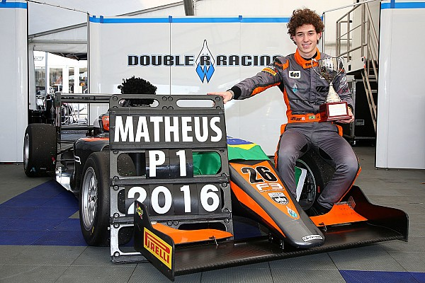 Teste da GP3 em Abu Dhabi conta com três brasileiros