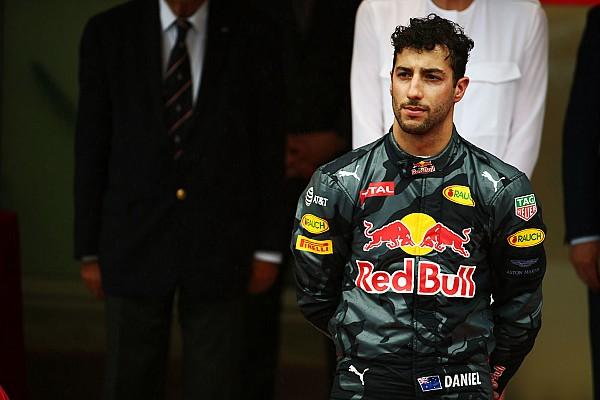 Ricciardo recorda revés em Mônaco: