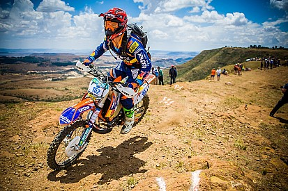 Roof of Africa: Lesotho, en zorlu motokros mücadelelerinden birisine hazırlanıyor