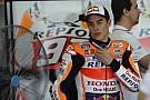 Маркес чувствовал себя раздавленным после каждого Гран При
