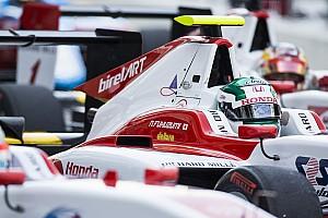 GP3 Reporte de pruebas Fukuzumi lidera el 1-2-3 de ART en las pruebas de GP3