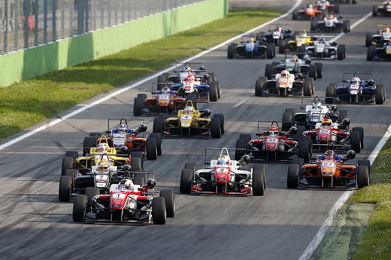 Monza regresa al calendario de F3 Europeo en 2017