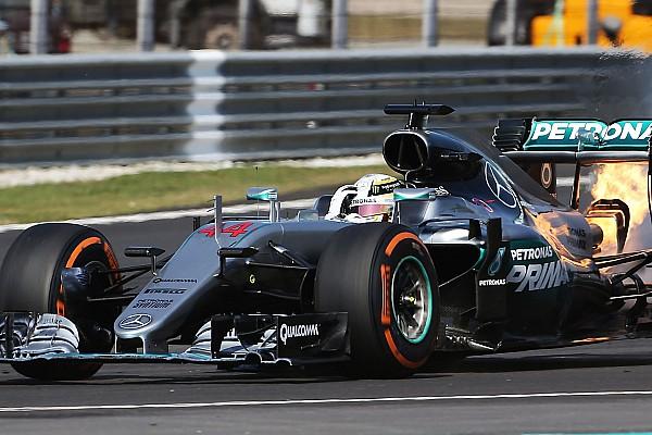 Wolff: Hamilton şampiyonluğu Malezya'da kaybetti