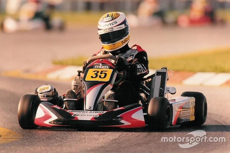 Entrenar en karting, una de las claves del título de Rosberg