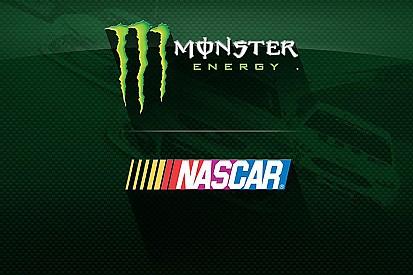 Monster es el nuevo patrocinador de la máxima serie de NASCAR