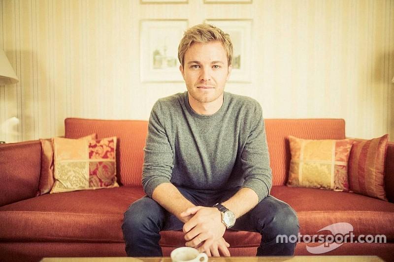 """Rosberg: """"No quería volver a pasar por esto"""""""