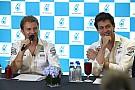 Rosberg nem tudta személyesen közölni visszavonulását!