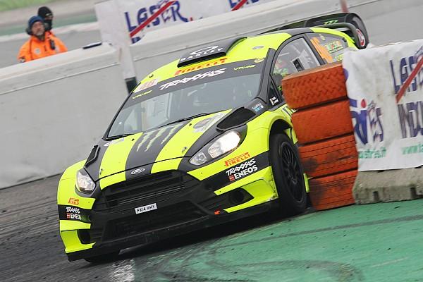 Valentino Rossi star du Monza Rally Show !