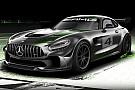GT Mercedes-AMG präsentiert neuen GT4-Sportwagen